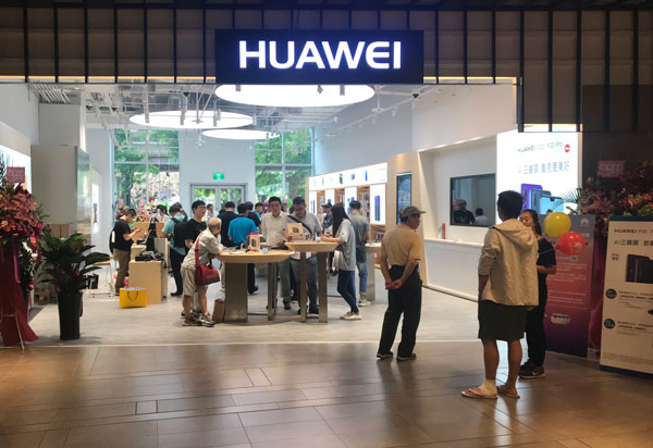 Partnership Huawei and Micromax for offline sales in India
