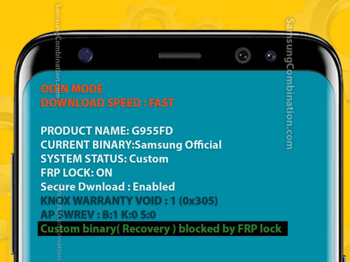 Cara Memperbaiki Custom Binary Blocked By Frp Lock Pada Semua Android Samsung