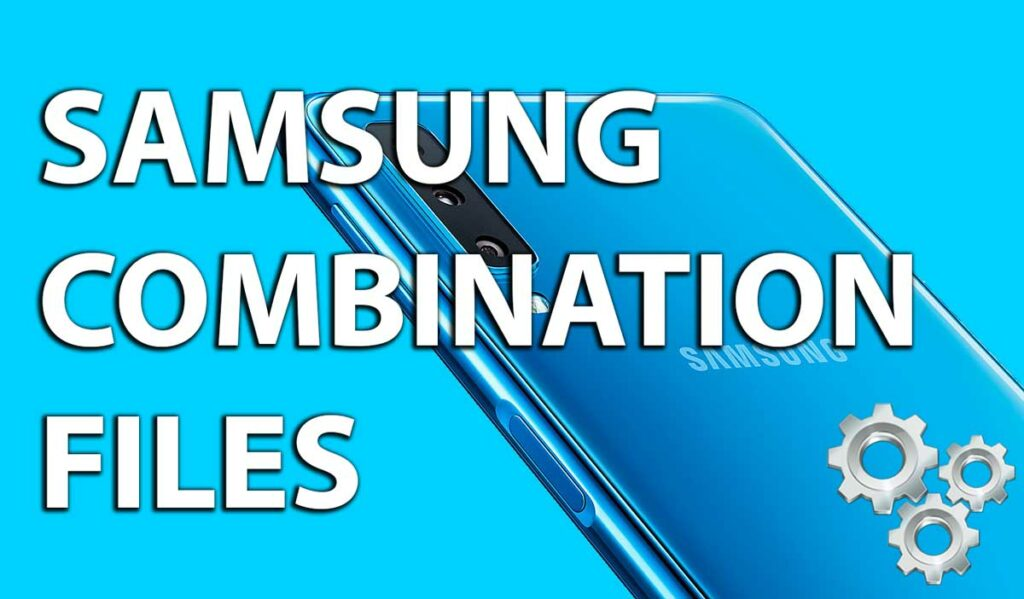 Samsung Galaxy A20 A205F Combination file FRP file