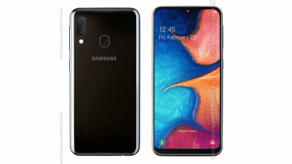 Samsung A202F U1 Combination files Binary 1 Samsung A20e FRP file