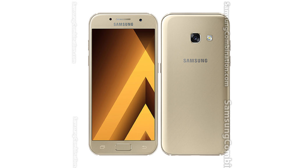 Samsung A320X U1 Combination files Binary 1 Samsung A3 2017 FRP file