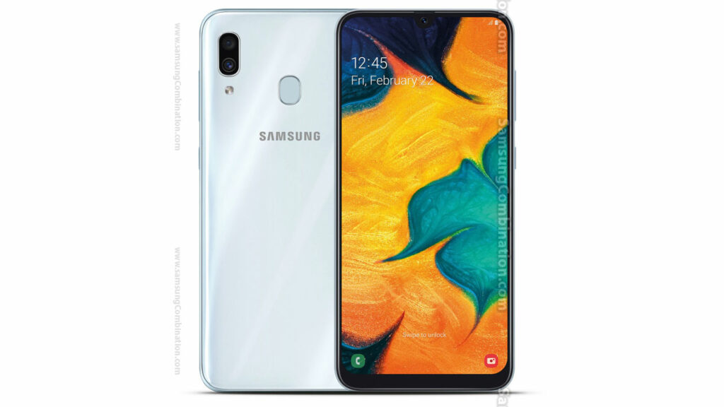 Samsung A305F U1 Combination files Binary 1 Samsung A30 FRP file