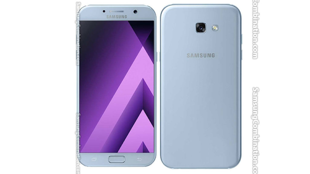 Samsung A520K U2 Combination files Binary 2 Samsung A5 2017 FRP file