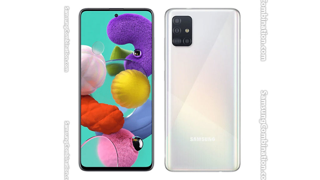 Samsung A515U U1 Combination files Binary 1 Samsung A51 FRP file