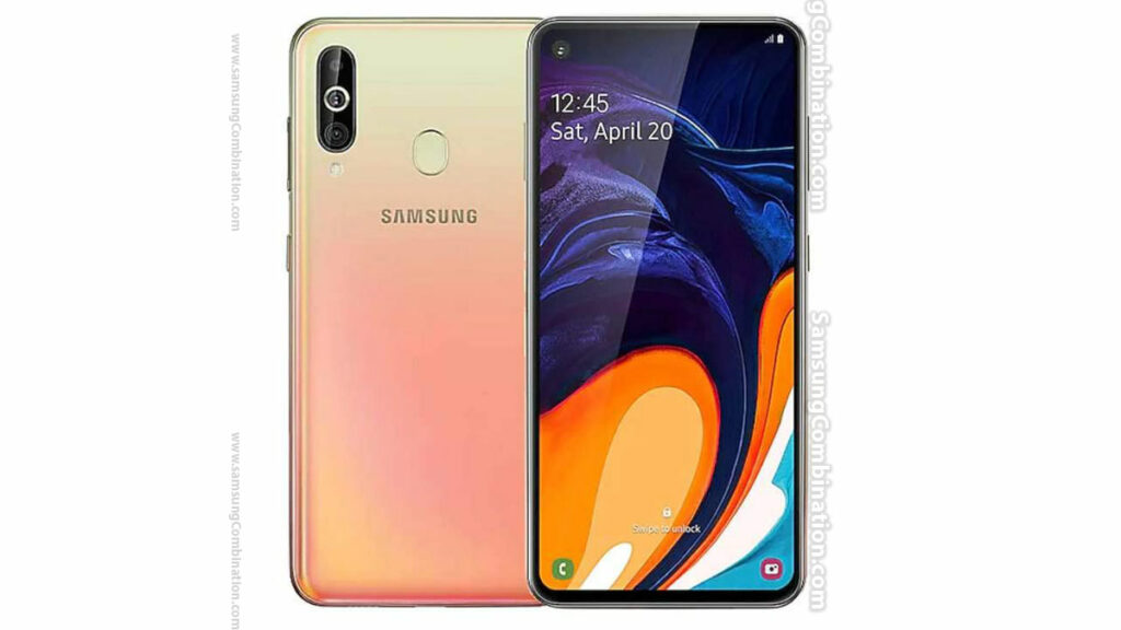 Samsung A606Y U1 Combination files Binary 1 Samsung A60 FRP file