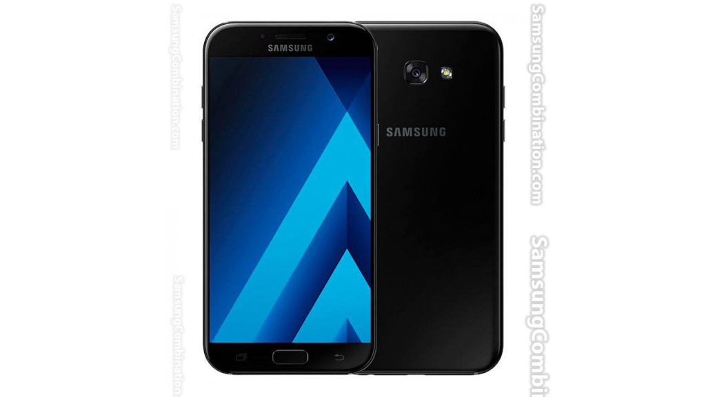 Samsung A720K U2 Combination files Binary 2 Samsung A7 2017 FRP file