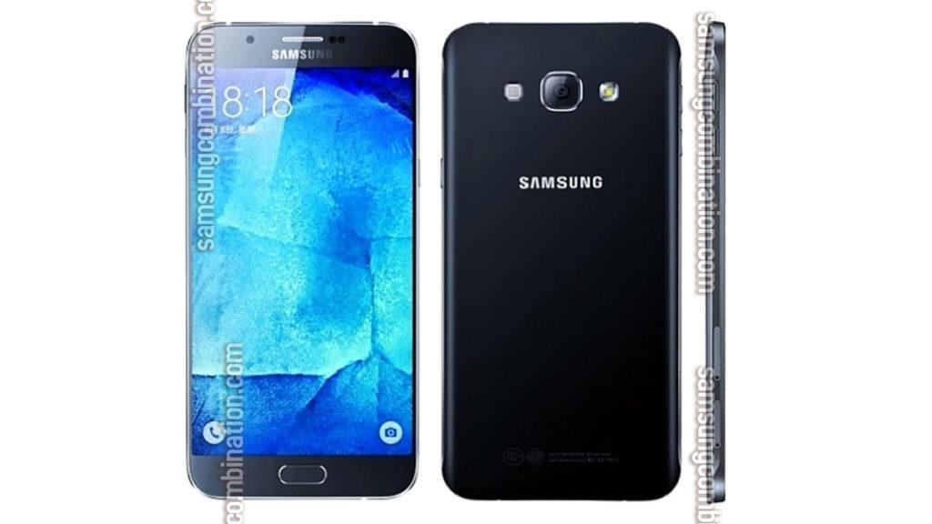 Samsung A800F U1 Combination files Binary 1 Samsung A8 FRP file