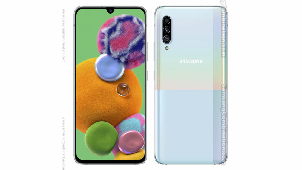 Samsung A9080 U1 Combination files Binary 1 Samsung A90 FRP file