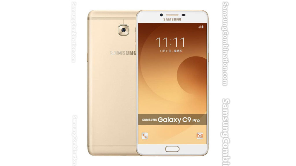 Samsung C900F U1 Combination files Binary 1 Samsung C9 Pro FRP file