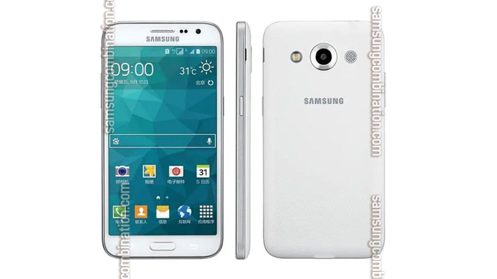 Samsung G5108 U1 Combination files Binary 1 Samsung Core Max FRP file