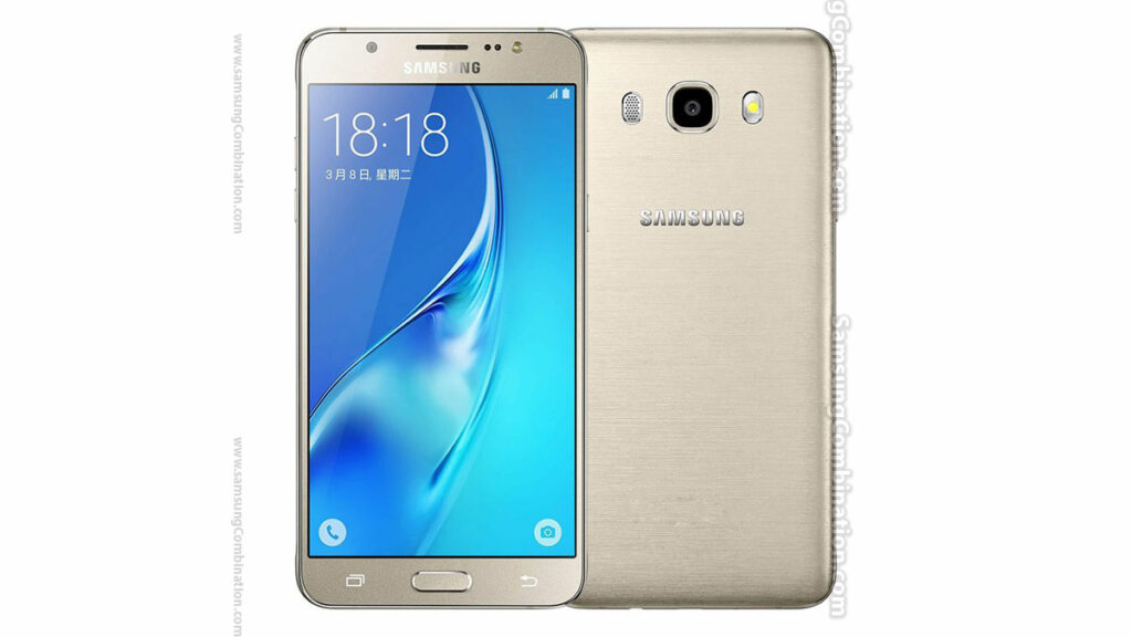 Samsung J710GN U2 Combination files Binary 2 Samsung J7 2016 FRP file