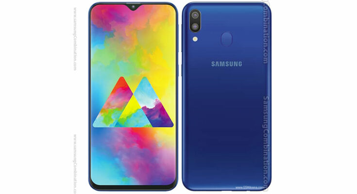 Samsung M205M Combination file Factory binary FRP file