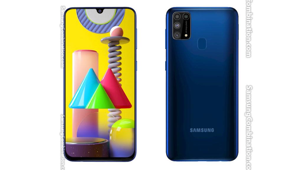 Samsung M315F U1 Combination files Binary 1 Samsung M31 FRP file