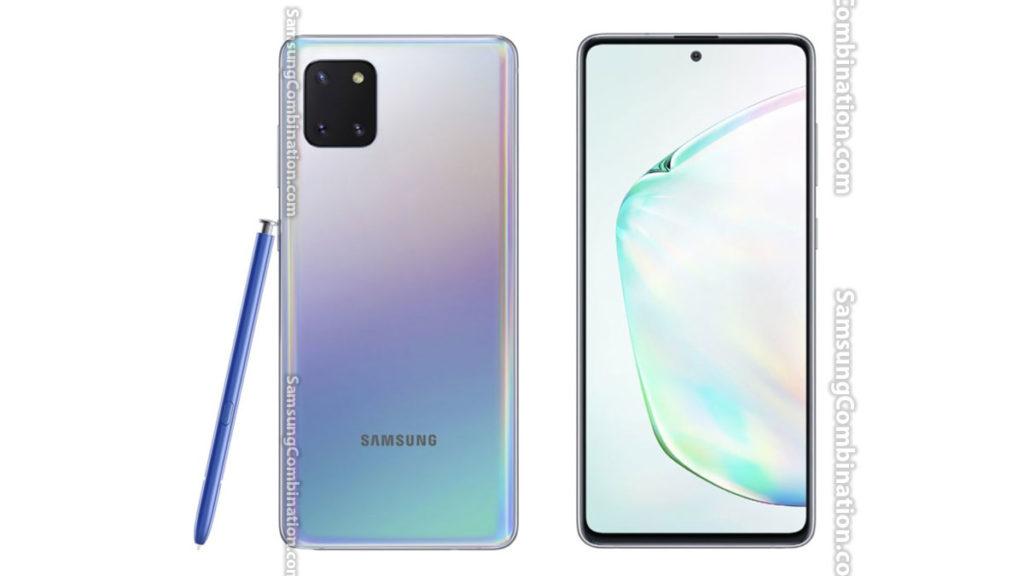 Samsung N770F U1 Combination files Binary 1 Samsung Note 10 Lite FRP file