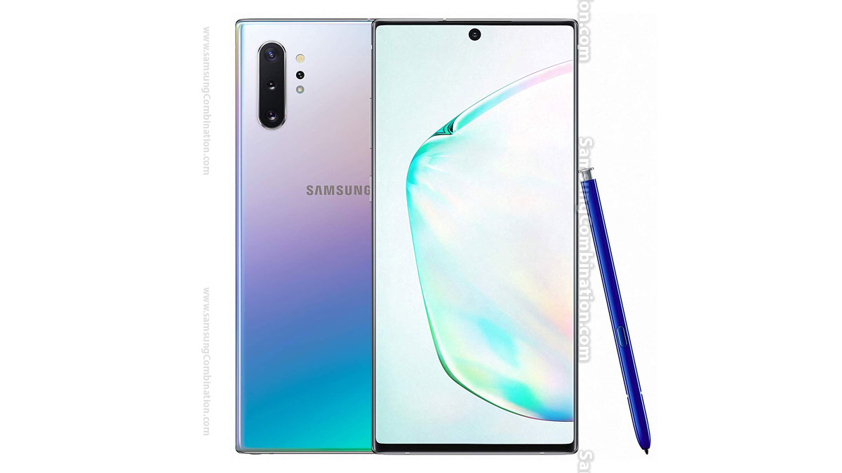 N975X Combination file   Samsung Note 10 Plus