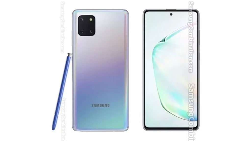 Samsung G770F U1 Combination files Binary 1 Samsung S10 Lite FRP file
