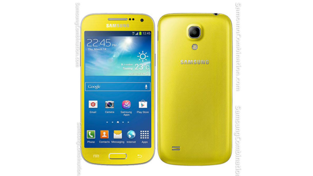 Samsung I9195I U1 Combination files Binary 1 Samsung S4 Mini FRP file