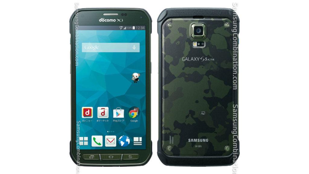 Samsung SC02G U2 Combination files Binary 2 Samsung S5 Active FRP file