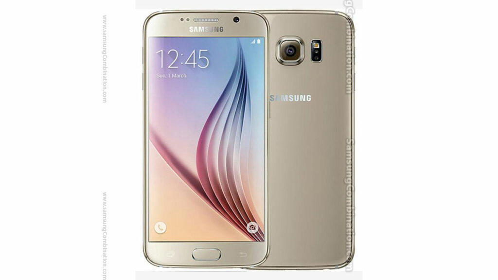 Samsung G920W8 U4 Combination files Binary 4 Samsung S6 FRP file