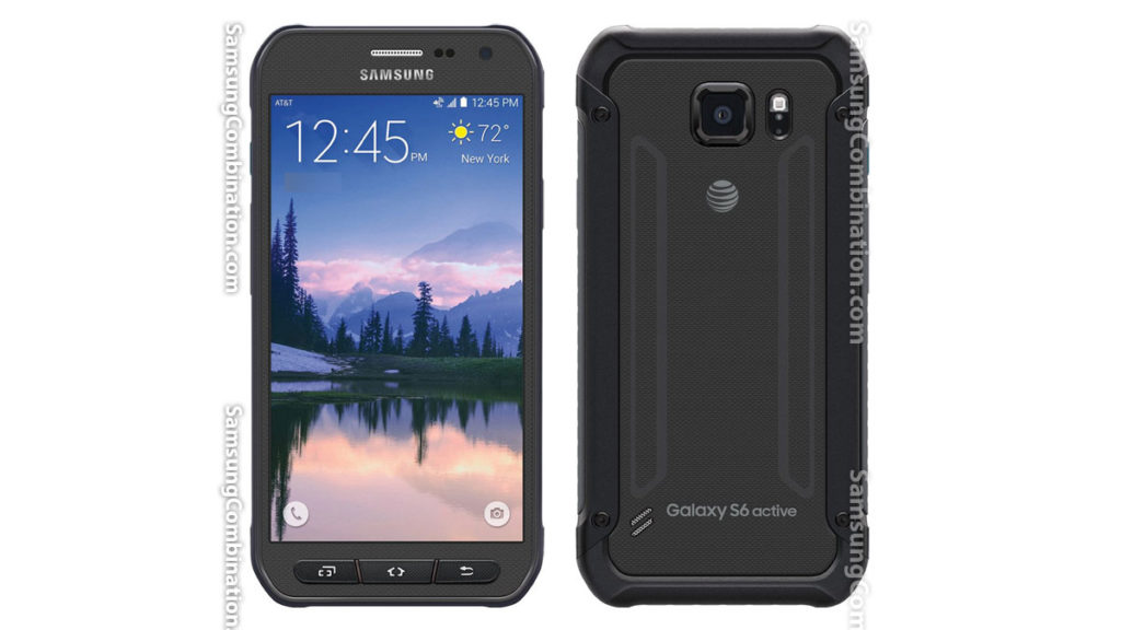 Samsung G890A U2 Combination files Binary 2 Samsung S6 Active FRP file