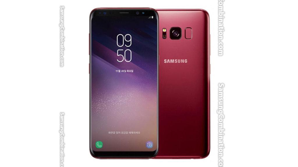 Samsung G8750 U1 Combination files Binary 1 Samsung S8 Lite FRP file
